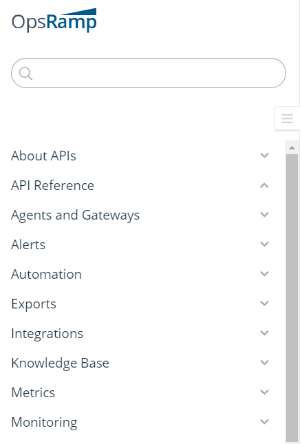 APIs and extensibility