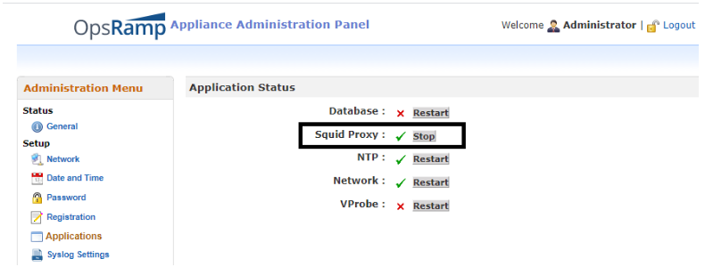 Gateway Proxy